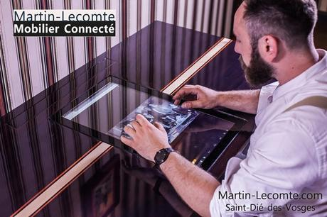 Martin-Lecomte, le vrai mobilier connecté
