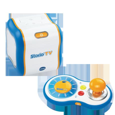avis storio tv console pour enfant de vtech