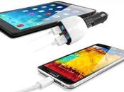 Chargeur DUAL pour Smartphone