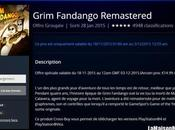 [Bon plan] Grim Fandango Remastered Promotion Pays Morts (PS4)