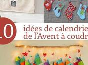 calendriers l'Avent coudre