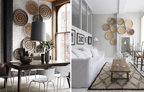 L\'artisanat africain : une nouvelle façon d\'habiller nos murs | À ...