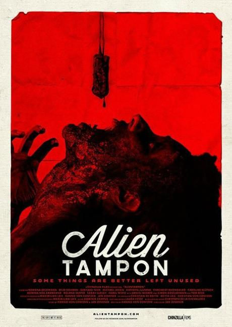 ALIEN TAMPON, film terriblement