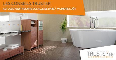 Astuces Pour Refaire Sa Salle De Bain à Moindre Coût À Voir - Refaire sa salle de bain À moindre cout