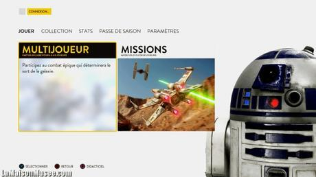 Interêt Star Wars Battlefront