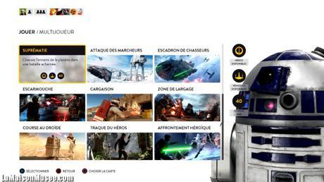 Fonctionnement Suprematie Star Wars Battlefront