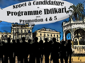 Appel candidature programme IBTIKARI d'accompagnement l'entrepreneuriat