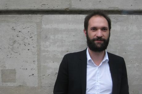Benjamin Favriau, chef de projet smart city à la Mairie de Paris