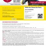 e-billet Salon du cheval Weezevent
