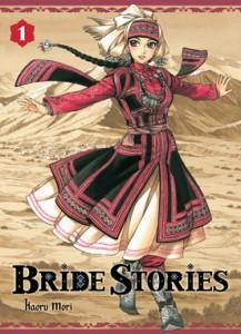 Bride Stories de Kaoru Mori : un manga d'exception