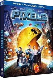 Critique Bluray 3D: Pixels