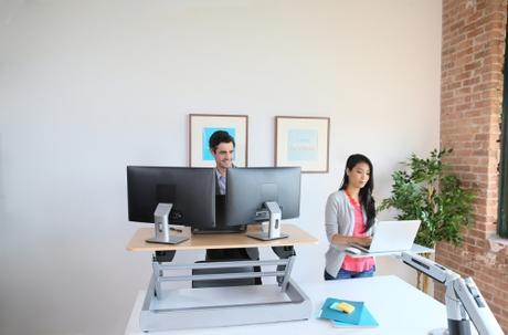 L'Elevate Desk d'InMovement