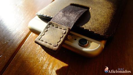 Benittorre: étui fourreau en cuir intemporel pour iPhone 6s