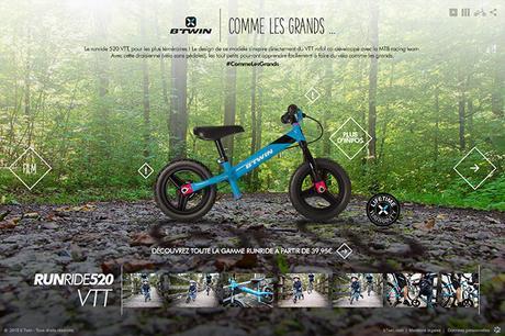 RunRide, des vélos 1er âge pour faire comme les grands