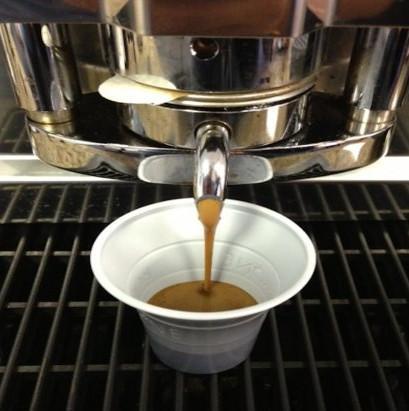 Selling Espresso in College
