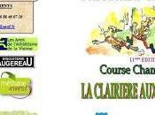 Trail clairière sangliers, Poitiers: joli petit tour dans bois Saint-Pierre...