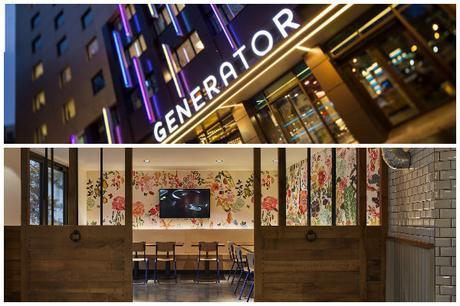 Generator, Façade, Cafette