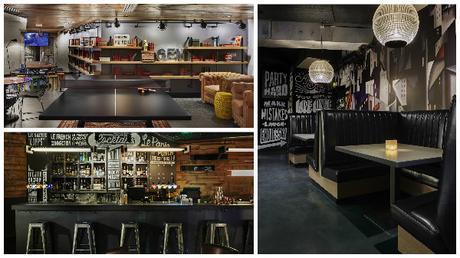 Generator bar, salle commune