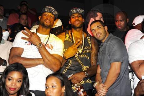 Ces rappeurs qui font copain-copain avec les sportifs