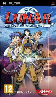 Mon jeu du moment: Lunar Silver Star Harmony
