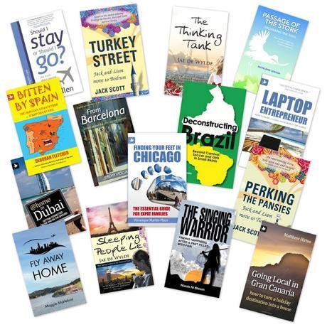 Et si vous offriez des livres sur l'expatriation pour Noël ?