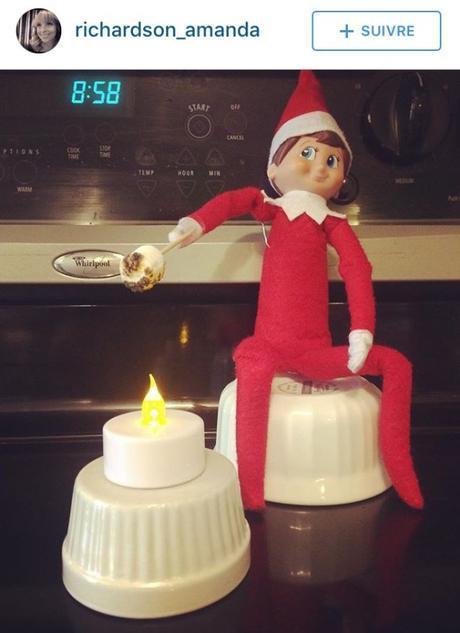 The Elf On The Shelf : le lutin de Noël qui fait des bêtises