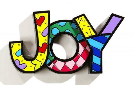 JOY-Romero Britto