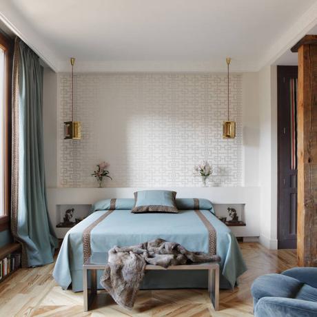 Chambre Moderne Par Ines Benavides