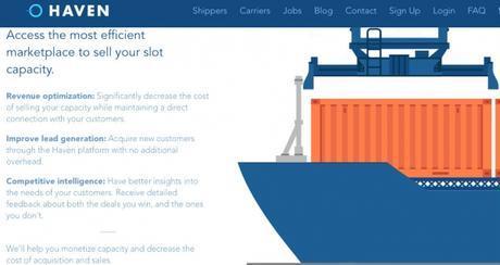 Haven met en relation chargeurs et compagnies maritimes