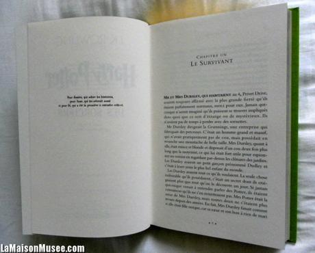 Police Ecriture Harry Potter Deluxe