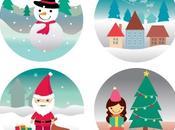 Cinq livres l'expatriation offrir pour Noël