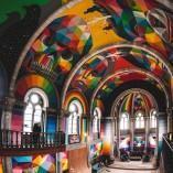Une ancienne église transformée en SkatePark