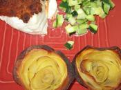 Roses pommes terre