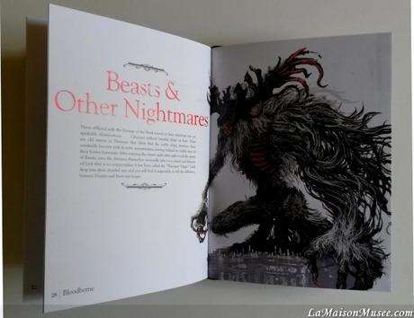 Monstres Bloodborne PS4