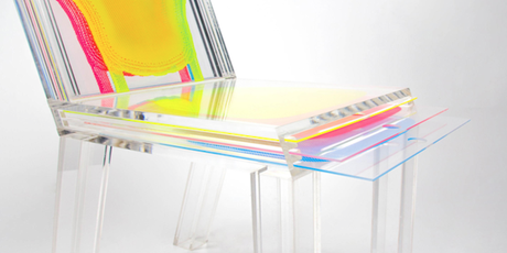 DESIGN : Customizable Layer Chair