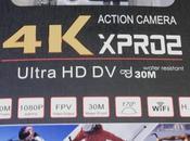 Test TecTecTec XPRO2, caméra d'action accessible