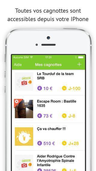 Leetchi-iOS