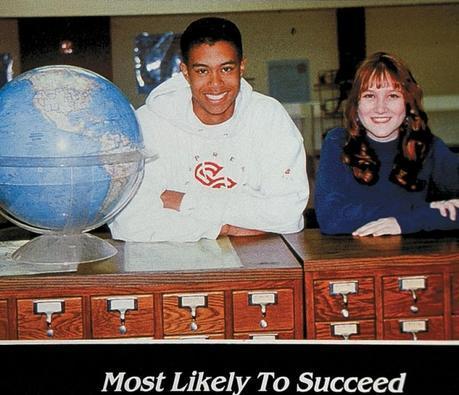 A quoi ressemblaient les stars américaines du Sport au lycée