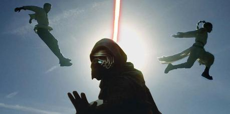 The Flow Awakens : Star Wars Parkour Battle par Ronnie Shalvis