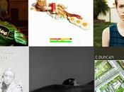 plus belles pochettes d'album l'année 2015