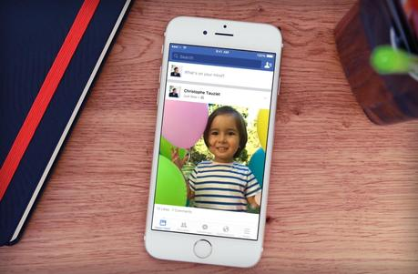 Live Photos: La nouveauté de l'iPhone 6S arrive sur Facebook