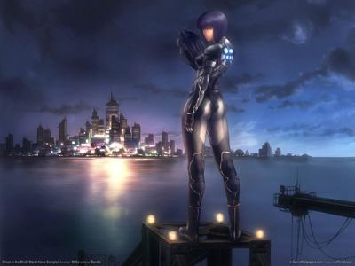 Ghost in the shell : stand alone complex, saison 1