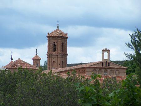 Monast_re_de_Piedra_toits
