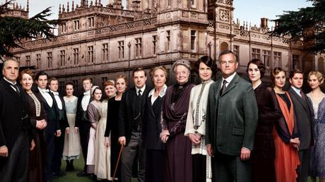 La Chronique British : Downton Abbey