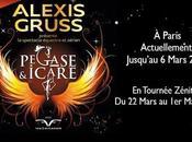 Cirque Alexis Gruss Pégase & Icare spectacle Enchanteur