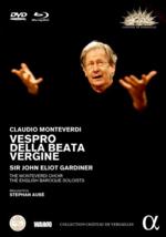 Monteverdi vepres de la vierge Gardiner
