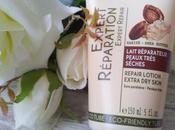 Sauvez peau séche avec Lait Expert Réparation Yves Rocher