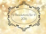 [TAG #7]: Résolutions 2016
