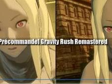 [Précommande] Gravity Rush Remastered Vita morte, vive