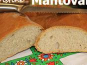 Mantovana pain italien l'huile d'olive